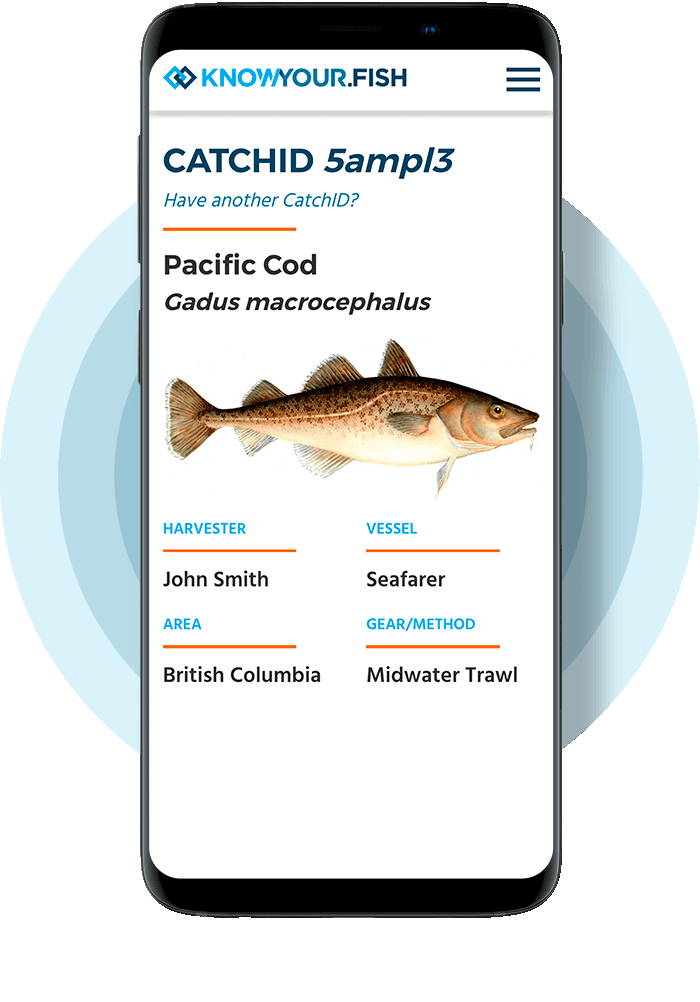 KnowYour.Fish CatchID